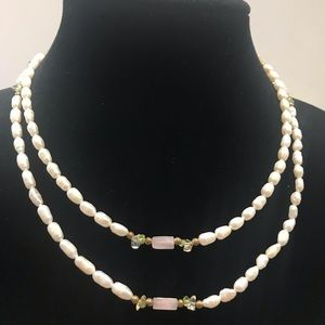 Genuine Cultured Pearls H17